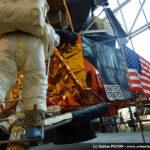 Module lunaire (véhicule de test) - National Air & Space Museum