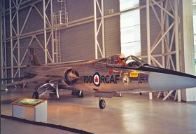 CF-104 - Musée Canadien de l'Aviation