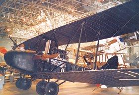 Gotha G.IV - Musée Canadien de l'Aviation