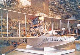HS-2L - Musée Canadien de l'Aviation