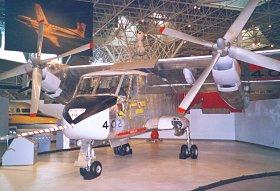 CL-84 - Musée Canadien de l'Aviation
