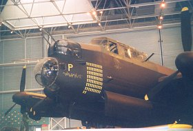 Lancaster - Musée Canadien de l'Aviation