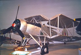 Fayrey Swordfih - Musée Canadien de l'Aviation