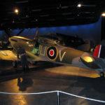 Spitfire - RNZAF Museum