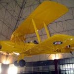 Tigermoth - RNZAF Museum