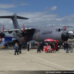 Airbus Military A400M - Bourget 2011