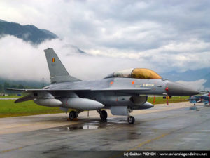F-16 Belge - Sion Air Show