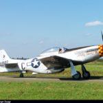 P-51D Mustang - Toussus-Le-Noble 2007