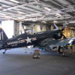 F4U Corsair - USS Midway Museum