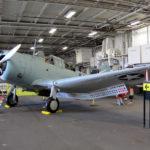 SDB Dauntless - USS Midway Museum