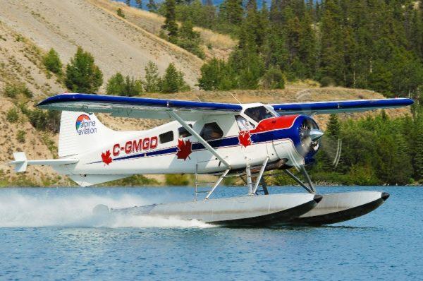 whitehorse Floatplane base Schwatka Lake1