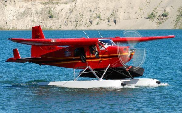 whitehorse Schwatka Lake Found FBA-2C2 Bush Hawk XP